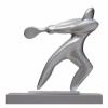 Τενίστας Μικρό Γλυπτό από τον καλλιτέχνη Δημήτρη Βλάσση στον Εικαστικό Κύκλο Sianti.