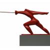 Ξιφομάχος Μικρό Γλυπτό από τον καλλιτέχνη Δημήτρη Βλάσση στον Εικαστικό Κύκλο Sianti.