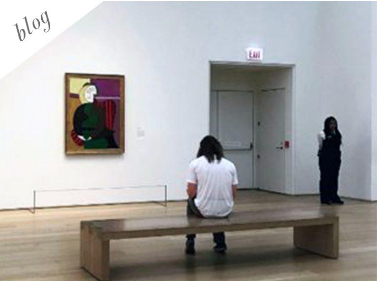 Πόσο χρόνο χρειάζεται κανείς να κοιτάξει ένα έργο τέχνης για να το κατανοήσει;