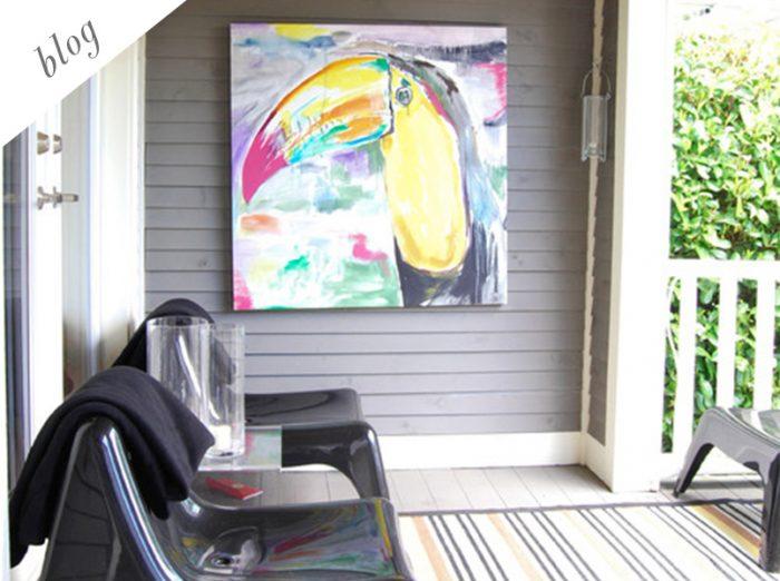 7 λόγοι για να κρεμάσεις έναν πίνακα ζωγραφικής... από το blog του Εικαστικού Κύκλου Sianti