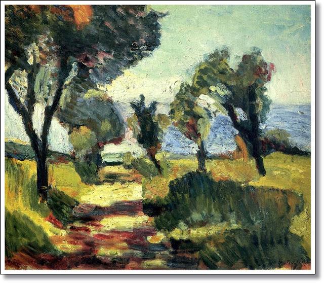Henri Matisse 1898