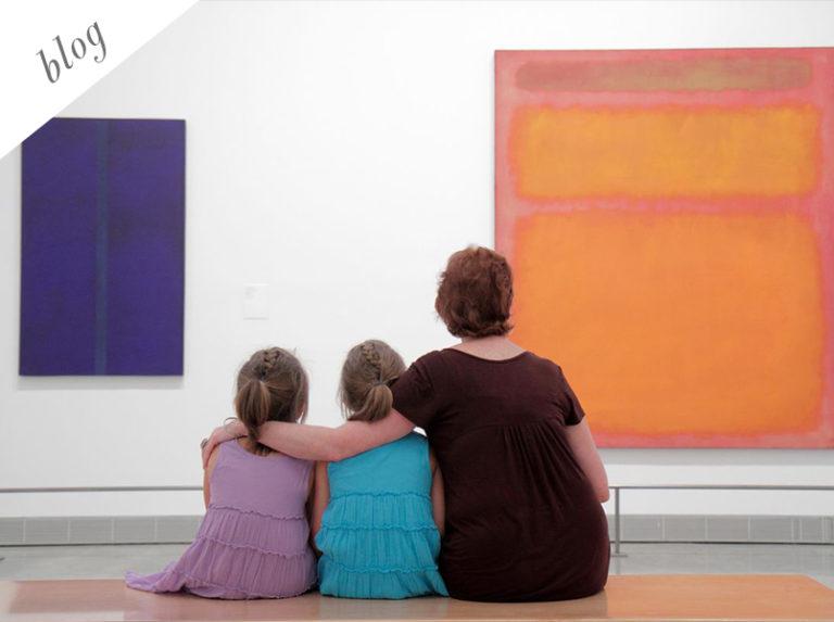 Πέντε μαθήματα για εκπαιδευτικούς από τον Mark Rothko