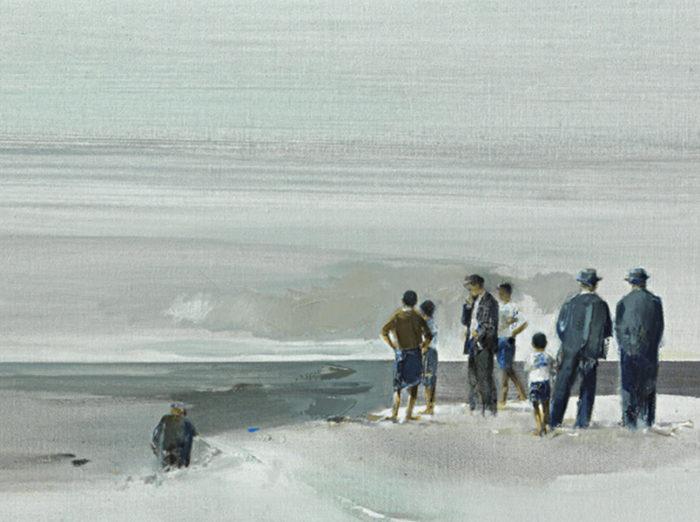 """""""At a Distant Horizon"""" Kostas I. Spiriounis at the Ikastikos Kiklos Sianti Gallery"""