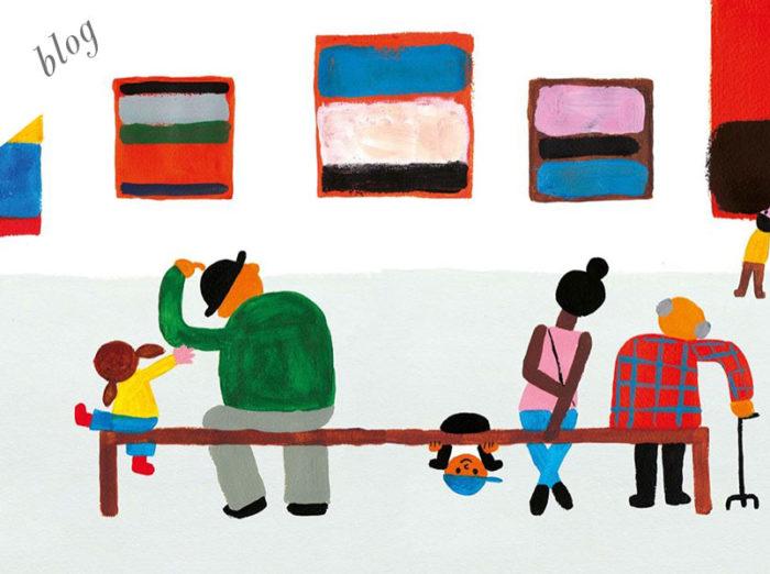Τα καλύτερα νέα παιδικά βιβλία για τους λάτρεις της τέχνης στο blog του Εικαστικού Κύκλου Sianti