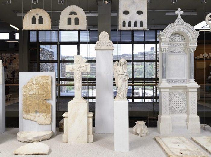 «Οι αμέτρητες όψεις του Ωραίου» στο Μουσείο Μαρμαροτεχνίας στην Τήνο