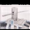 Τροχαλία για καΐκια στην Ιερισσό Τύπωμα σε Πλέξιγκλας από τον Σωτήρη Σόρογκα