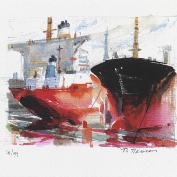 Paris Prekas - Tanker