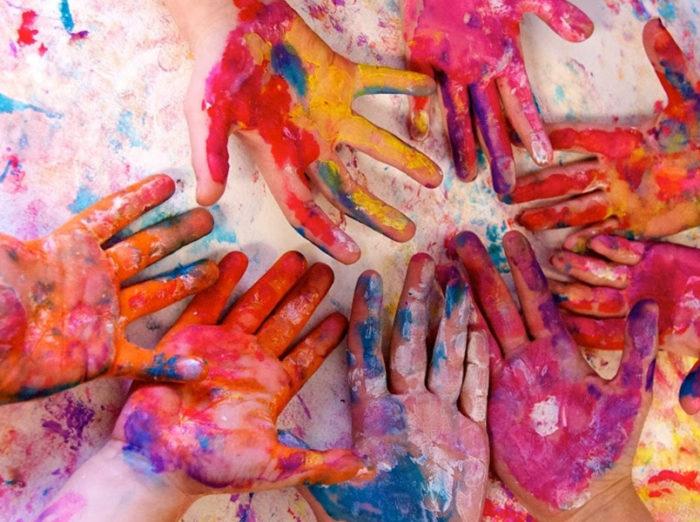 """""""Τα χρώματα της καρδιάς"""" Δεύτερος Κύκλος Εκπαιδευτικών Προγραμμάτων"""