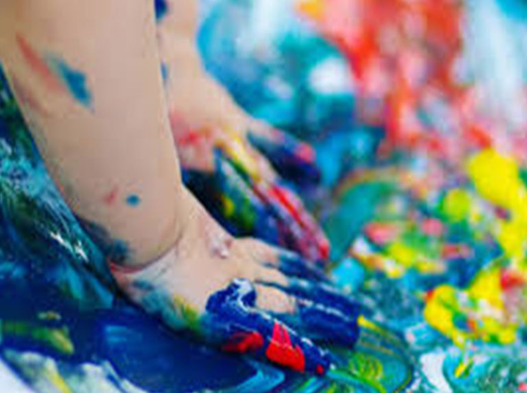 «Χρώματα & καμβάδες: ταξίδι στις Κυκλάδες» Εκπαιδευτικό Πρόγραμμα