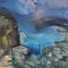 Folegandros Painting by Panagiotis Siagreece at Ikastikos Kiklos Sianti