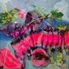 Colorful Scream Paint by Kosmidou Sofia-Rose at Ikastikos Kiklos Sianti