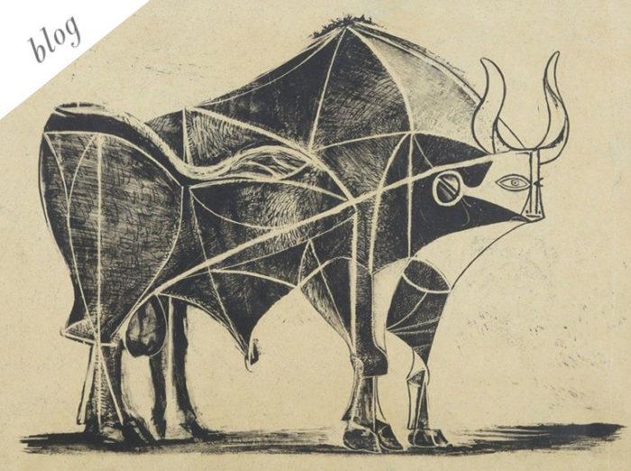 """Πως """"Οι Ταύροι"""" του Πικάσο ενέπνευσαν την APPLE στο σχεδιασμό της στο blog του Εικαστικού Κύκλου Sianti"""
