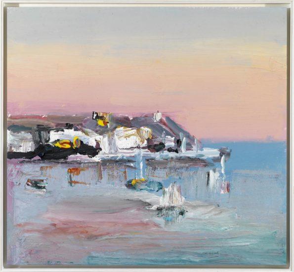 Κύθηρα Πίνακας Ζωγραφικής από τον Δημήτρη Κούκο