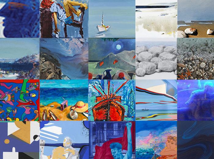 "Group Exhibition: ""A beach in the city"" at Ikastikos Kiklos Sianti Gallery"