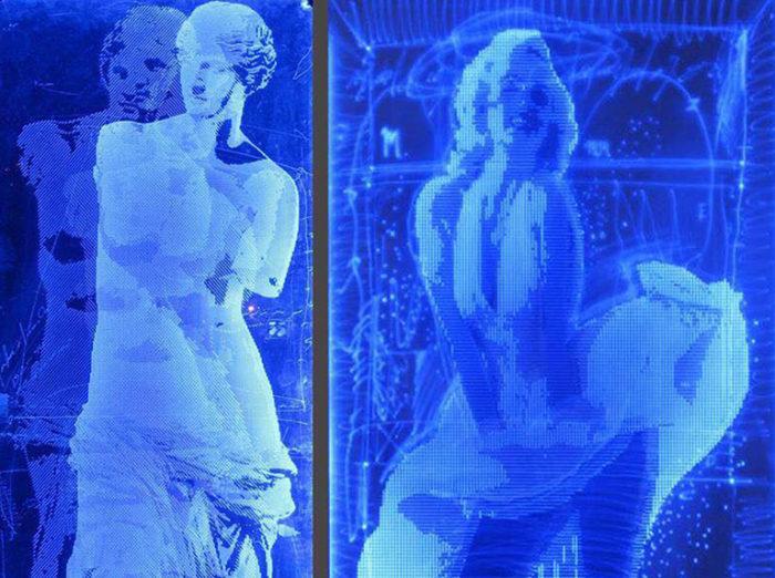 Χρήστος Αντωναρόπουλος BLUE lights, emotions, stories