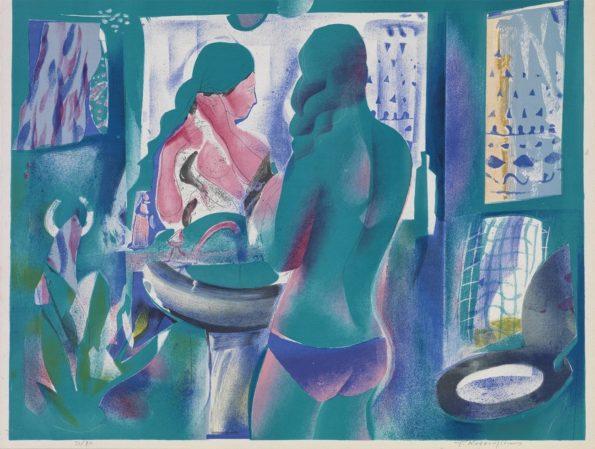 Γυναίκα στον Καθρέφτη