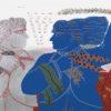 Οι Φίλοι Μεταξοτυπία από τον Αλέκο Φασιανό στον Εικαστικό Κύκλο Sianti