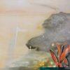 Σαρωνικός Ζωγραφικό Έργο από τον Μανώλη Χάρο στον Εικαστικό Κύκλο Sianti