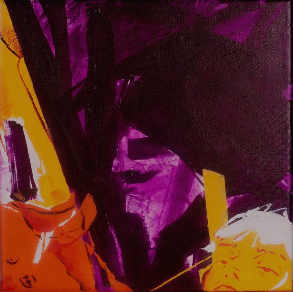 Purple Dreams I