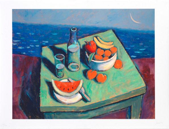 Τραπέζι στην Θάλασσα