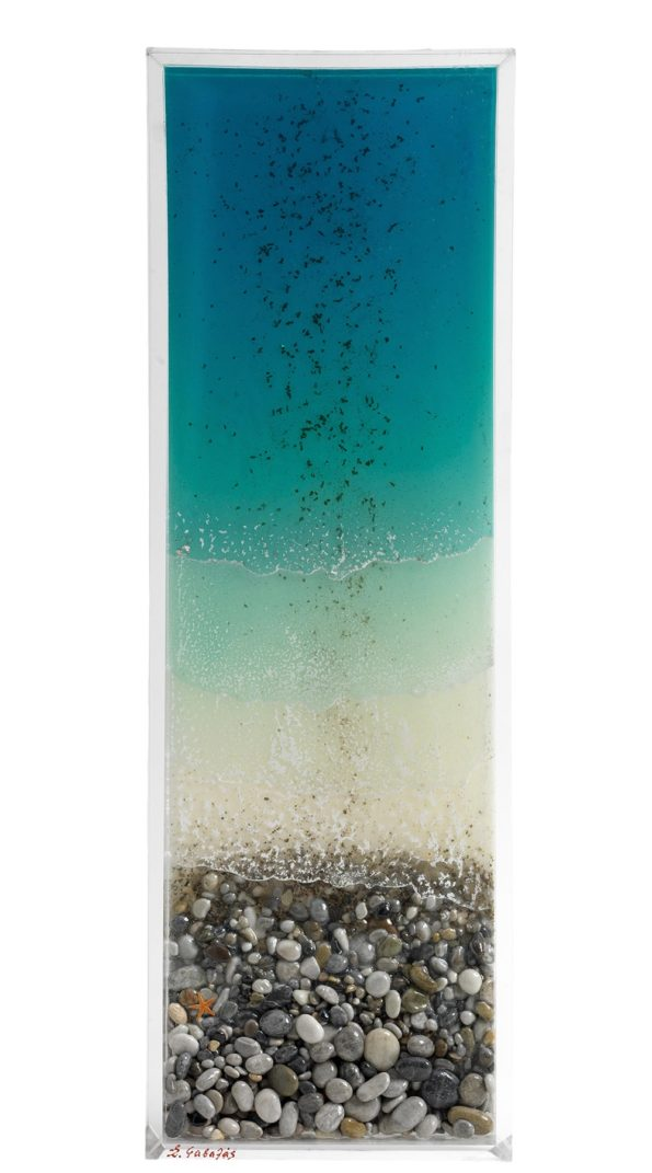 γαβαλάς-στέλιος-θάλασσα-γλυπτό